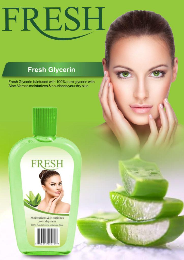Fresh Glycerine